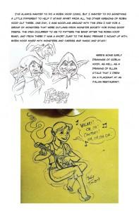 Goblin Hood 01 sketches