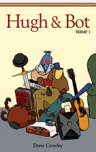 Hugh & Bot issue 1
