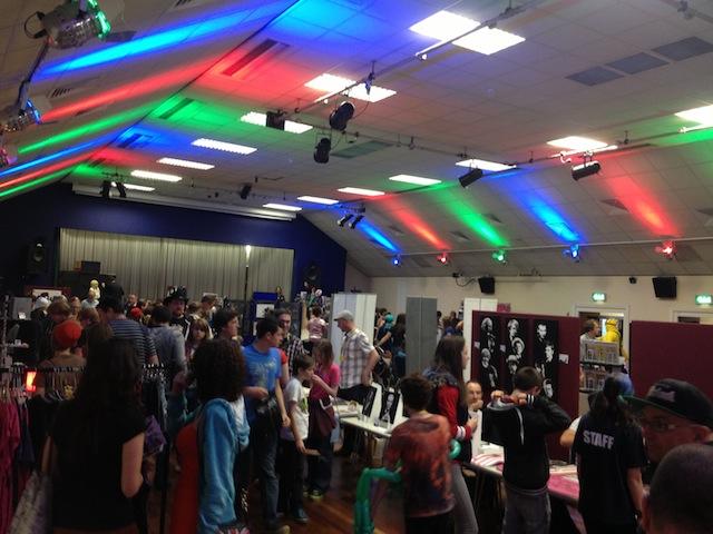 Melksham Comic Convention 01