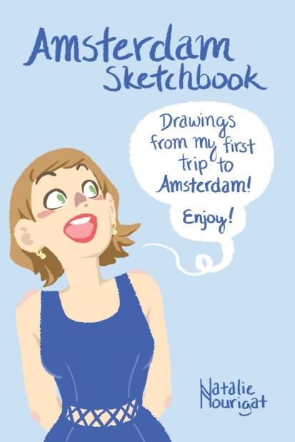 Amsterdam Sketchbook cover