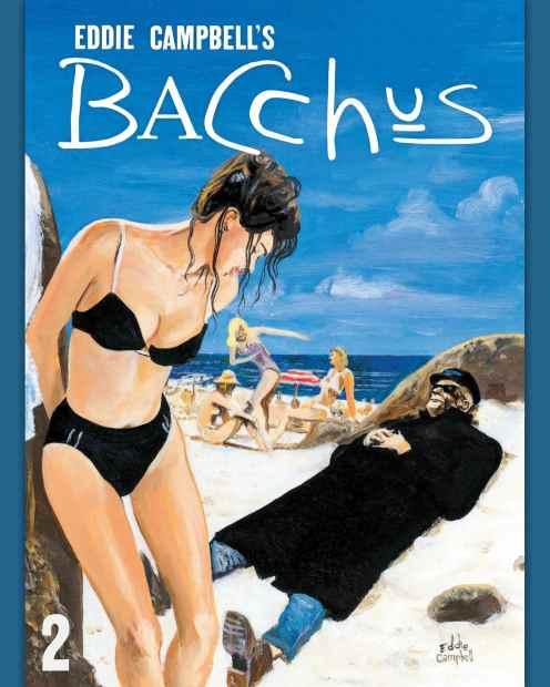 Bacchus Book 2
