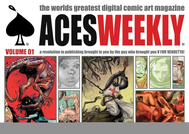 Aces Weekly volume 1 (ComiXology)