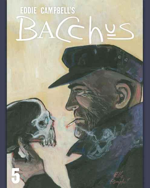 Bacchus Book 5