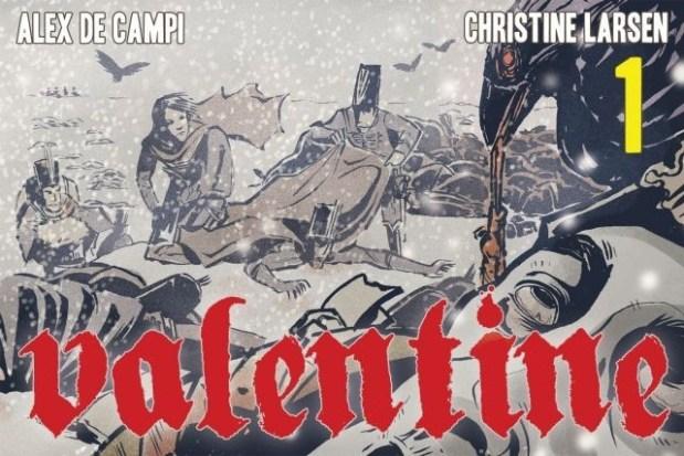 Valentine 1 ComiXology