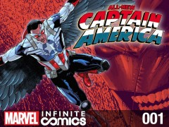 Captain America: Fear Him #1