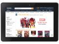 ComiXology Amazon Kindle
