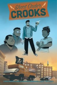 Short Order Crooks cover
