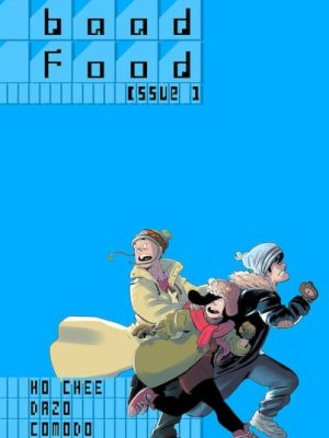 BaadFood 1 cover