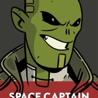 Space Captain 5 cover