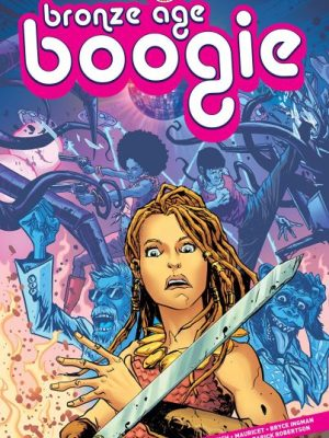 Bronze Age Boogie cover