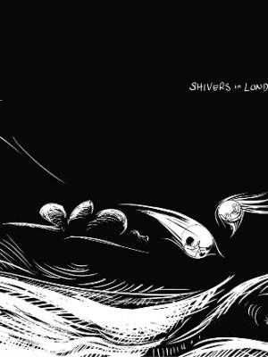 Shivers in London comic