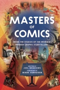 master of comics cover