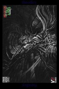 Bad Vibes FCBD cover (v.2)