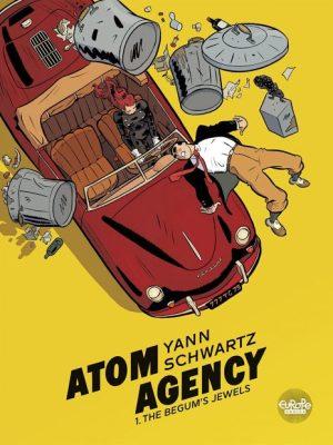 Atom Agency cover