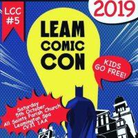 Leam Comic Con 2019