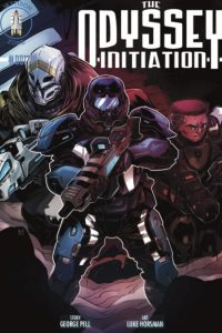 Review: The Odyssey Initiation #1 (Jettison Zone)