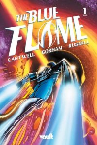 Blue Flame 1
