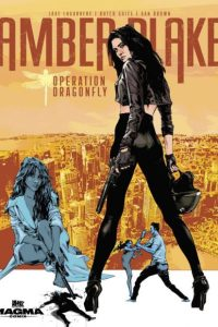 Review: Amber Blake: Operation Dragonfly (Magma ComiX/Heavy Metal)