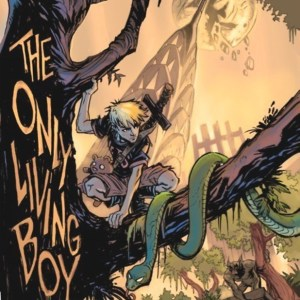 """""""We want to create stories that power the imagination"""" Steve Ellis and David Gallaher discuss their new pulp adventure The Only Living Boy"""