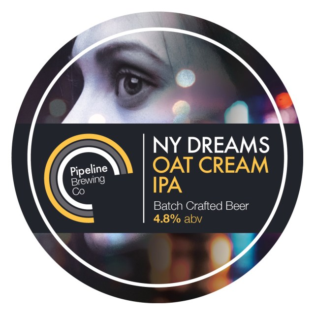 NY Dreams – Oat Cream IPA