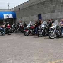 Maple Lake Mn 2014 - Ride for Autism