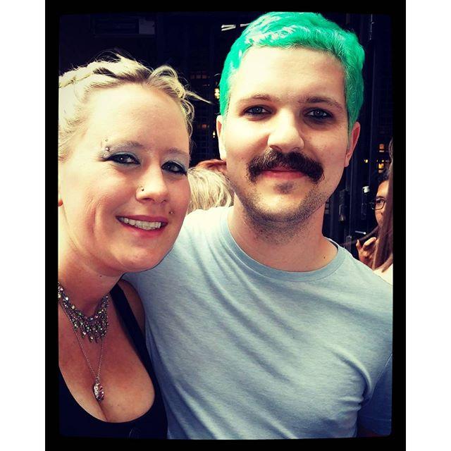 Matt Duncan 'Jacek' June 2014 #hedwigonbway  #eyelove808 #hedwidandtheangryinch  #NewYork2014