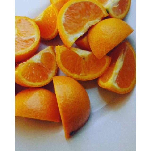 Mandarin Oranges from #TheWedgeCoop #Pixie