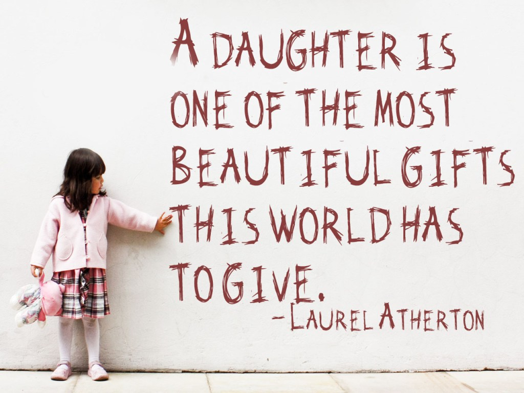 Rules for my daughters