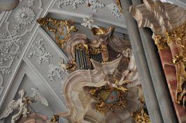 Kronwerk, Weingarten organ, photo by Andreas Praefcke