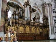 Ottobeuren organ, photo by Johannes Böckh and Thomas Mirtsch