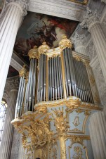 Versailles organ, photo by Lionel Allorge