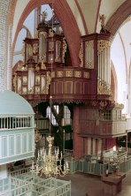 Norden organ, photo by Reinhard Ruge