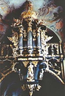 South smaller organ