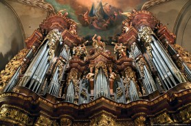 Jakuba organ, photo by Anton Fedorenko