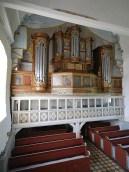 Steinkirche organ, photo by Hans-Jörg NOMINE e.V.
