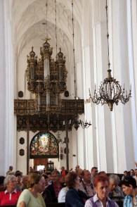 Gdansk organ, photo by Barbara Maliszewska