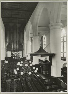 Leeuwarden organ, photo by Van Agtmaal