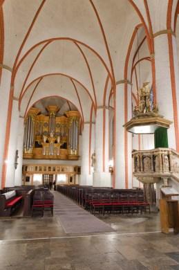 """Jacobikirche organ, photo by """"An-d"""""""