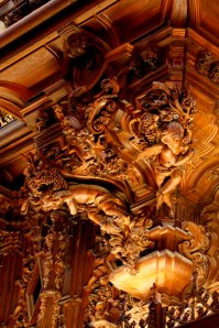 Sevilla organ, photo by José Luiz Bernardes Ribeiro