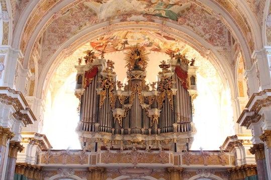 """Fürstenfeldbruck organ, photo by """"Mtag"""""""