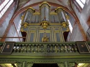 Strasbourg organ, photo by Ralph Hammann