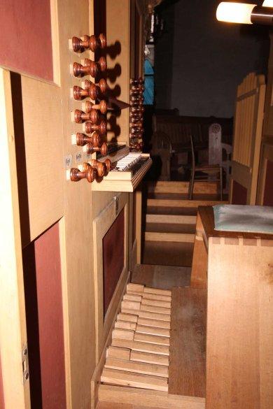 St. Matthias organ, photo from Organ Index