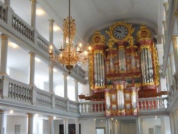 Garnisonskirche organ, photo by Daderot