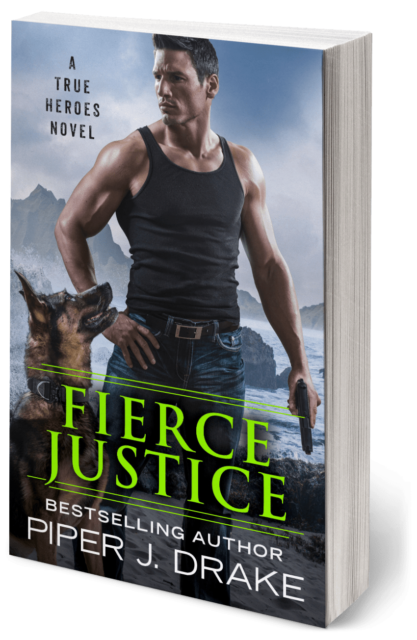 Fierce Justice by Piper J. Drake