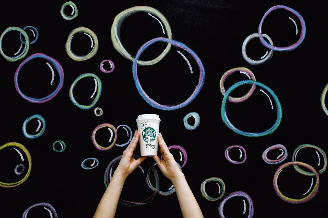 Starbucks 99% Nachhaltigkeit