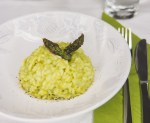 Spargelrisotto
