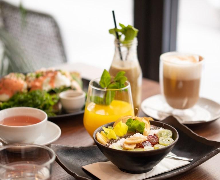 Health Kitchen Frühstück