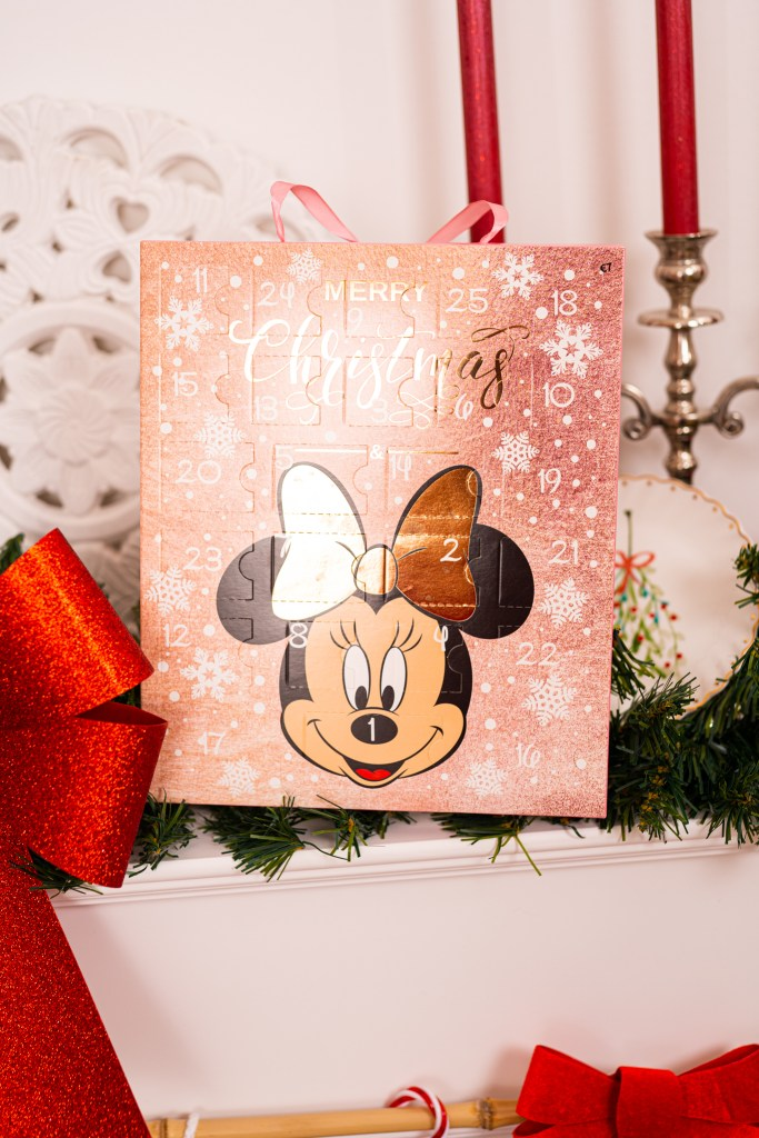Adventkalender 2020 Disney Minnie Mouse