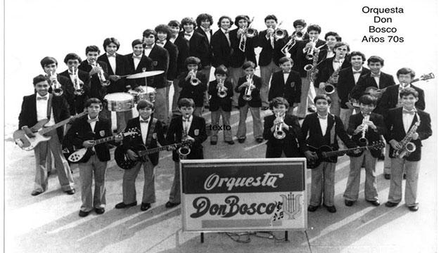 La orquesta juvenil Don Bosco se reencuentra en el 2020!