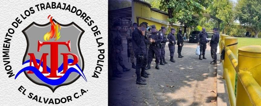 PIPILES, logran donar mascarillas para la Policía Nacional Civil.
